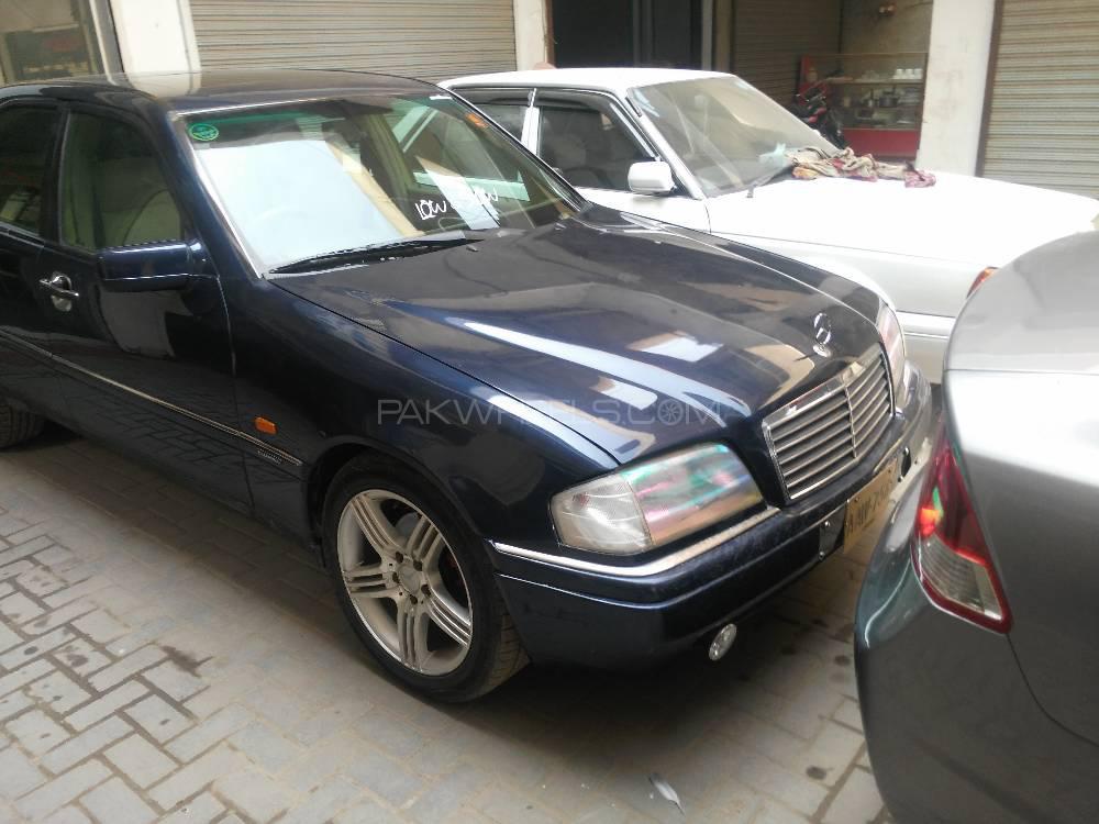 Mercedes Benz C Class C200 1995 Image-1