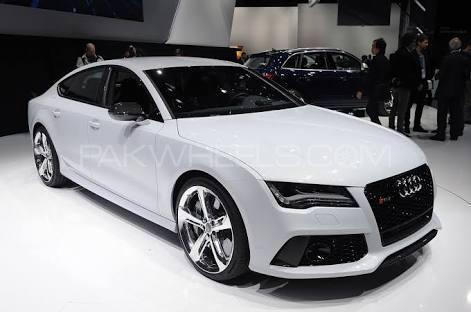 Audi A7 3.0 TFSI Quattro 2014 Image-1