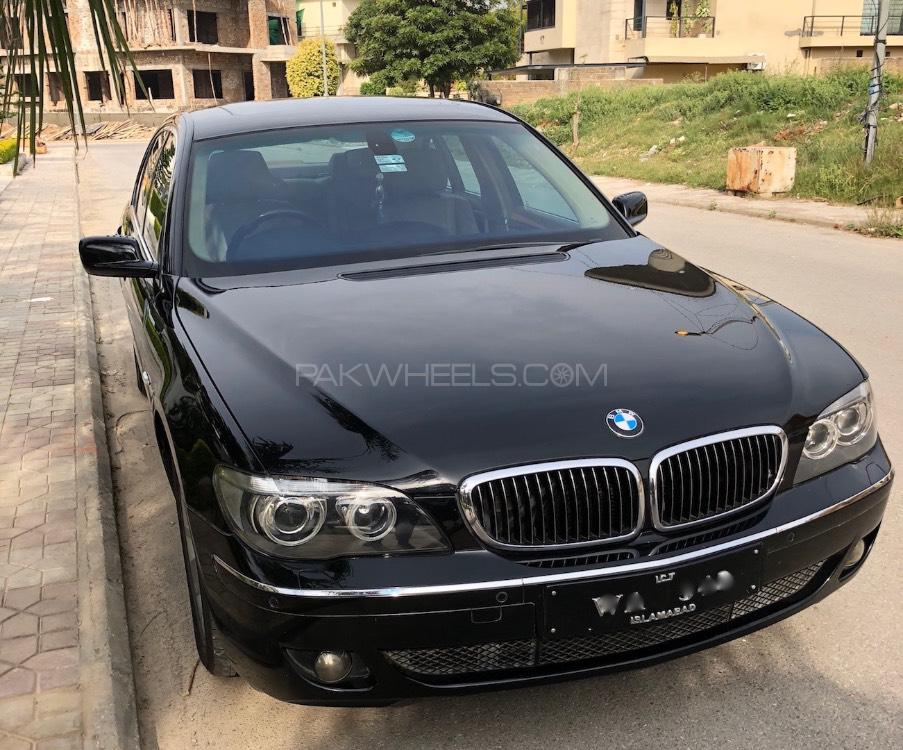 BMW 7 Series 730d 2007 Image-1