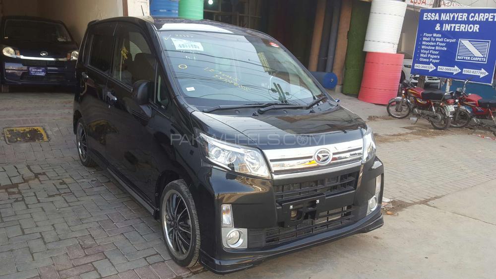 Daihatsu Move Custom X 2014 Image-1