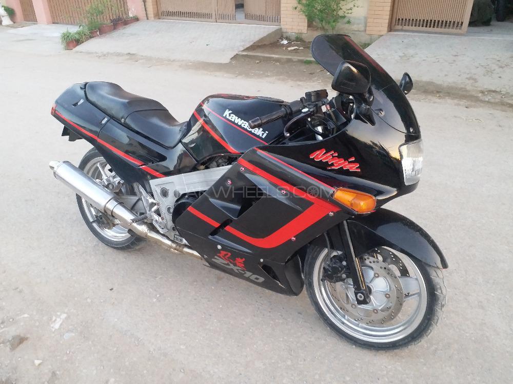 Kawasaki Ninja ZX-10R 1993 Image-1