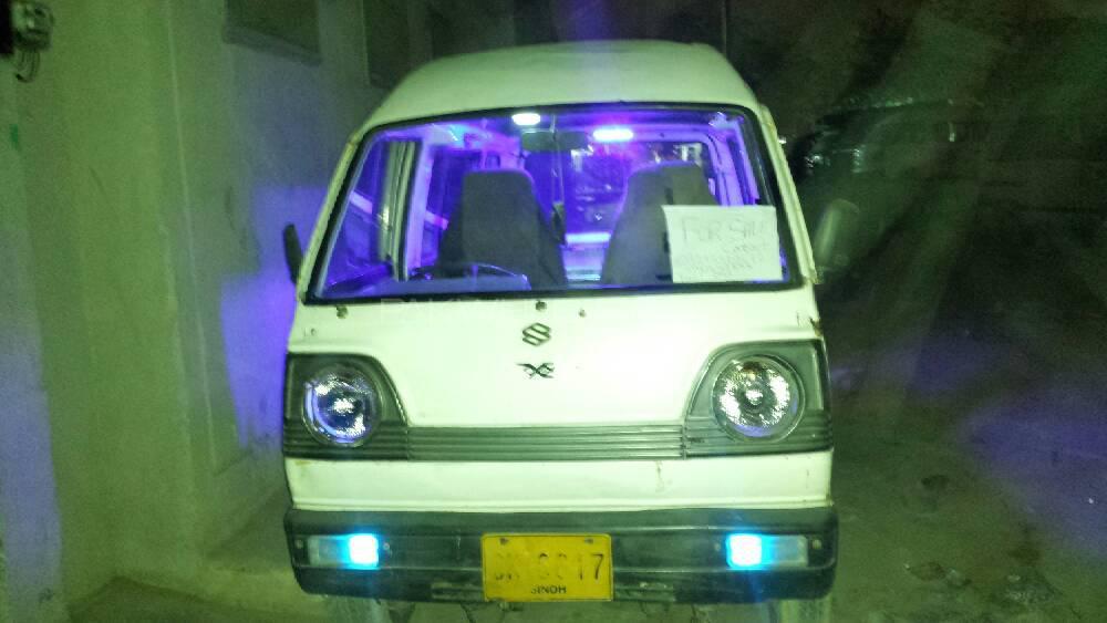 Suzuki Bolan GL 1999 Image-1