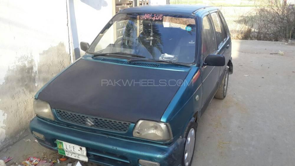 Suzuki Mehran VXR 2007 Image-1