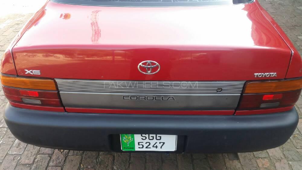 Toyota Corolla XE 1994 Image-1