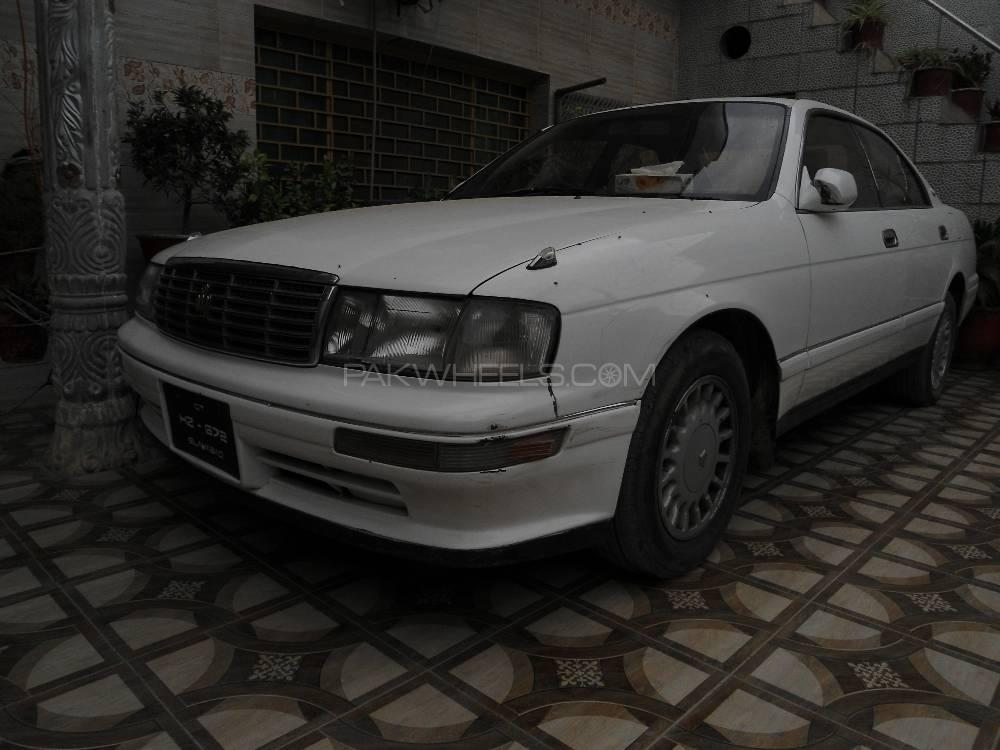 Toyota Crown Royal Saloon 1990 Image-1