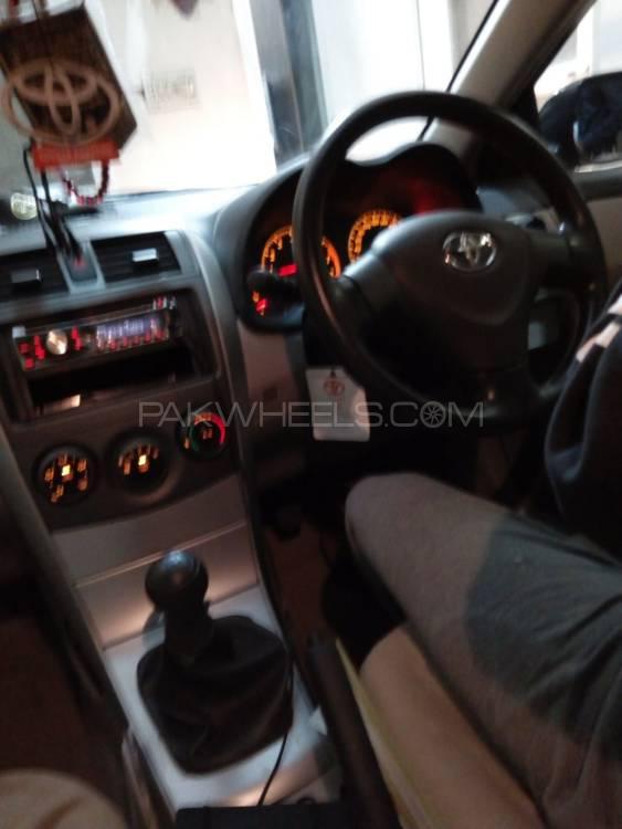 Toyota Corolla XLi VVTi Ecotec 2013 Image-1