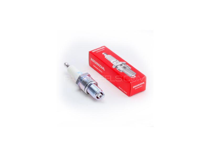 Honda Civic 2012-2014 Genuine Spark Plug 1pc Image-1