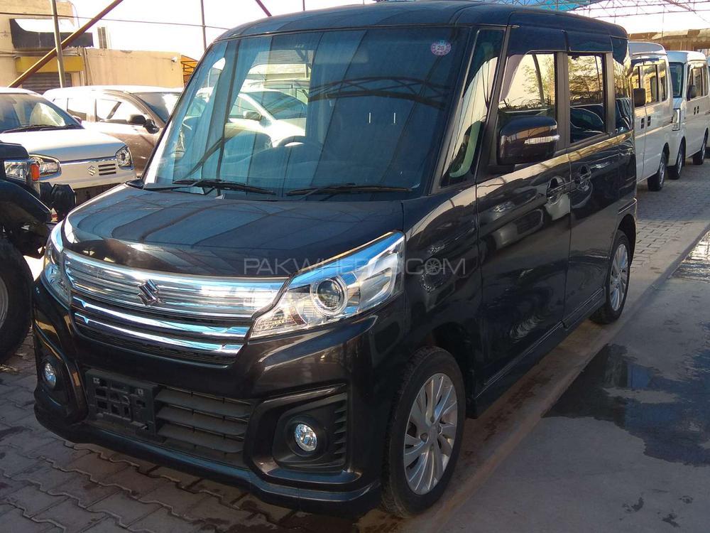Suzuki Spacia X 2015 Image-1