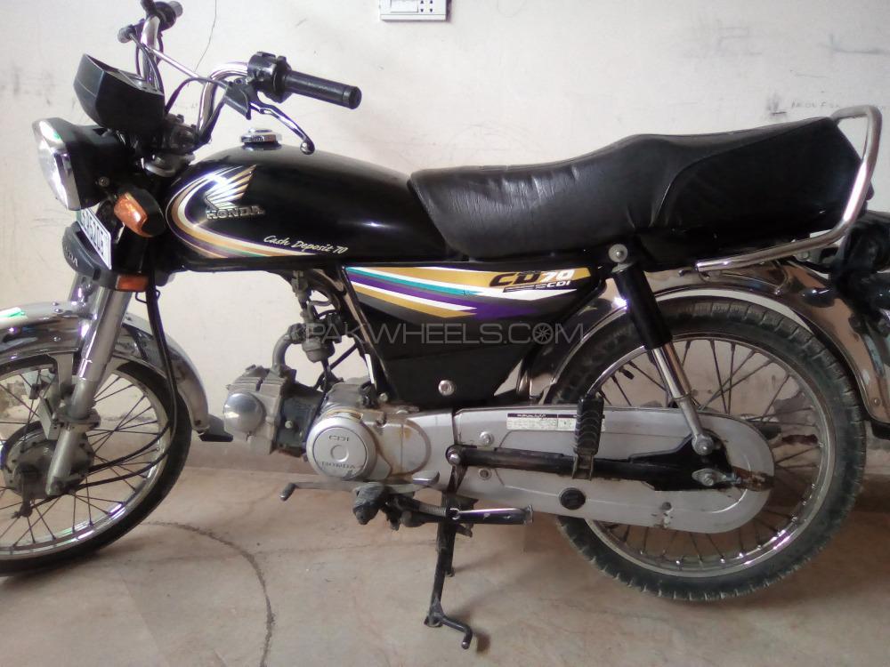 Honda CD 70 2014 Image-1