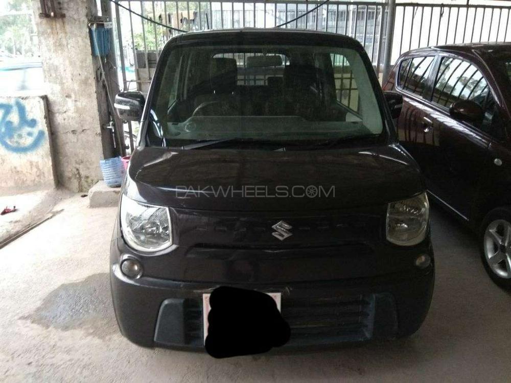 Suzuki MR Wagon G 2012 Image-1