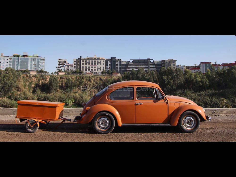 Volkswagen Beetle 1200 1976 Image-1