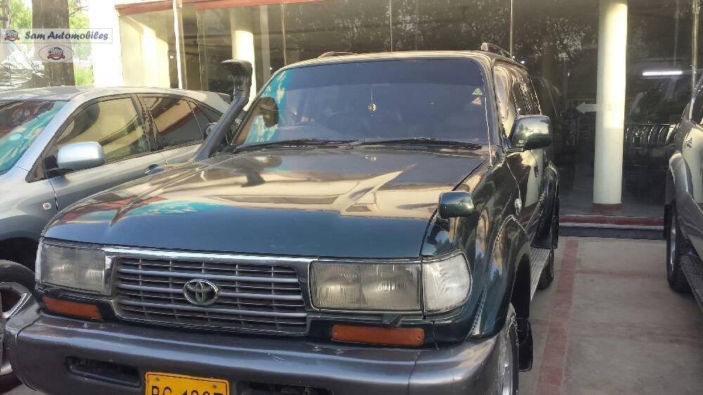 Toyota Land Cruiser VX 4.2D 1991 Image-1