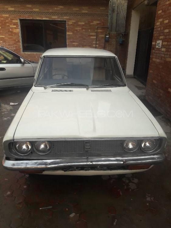Toyota Corona 1971 Image-1