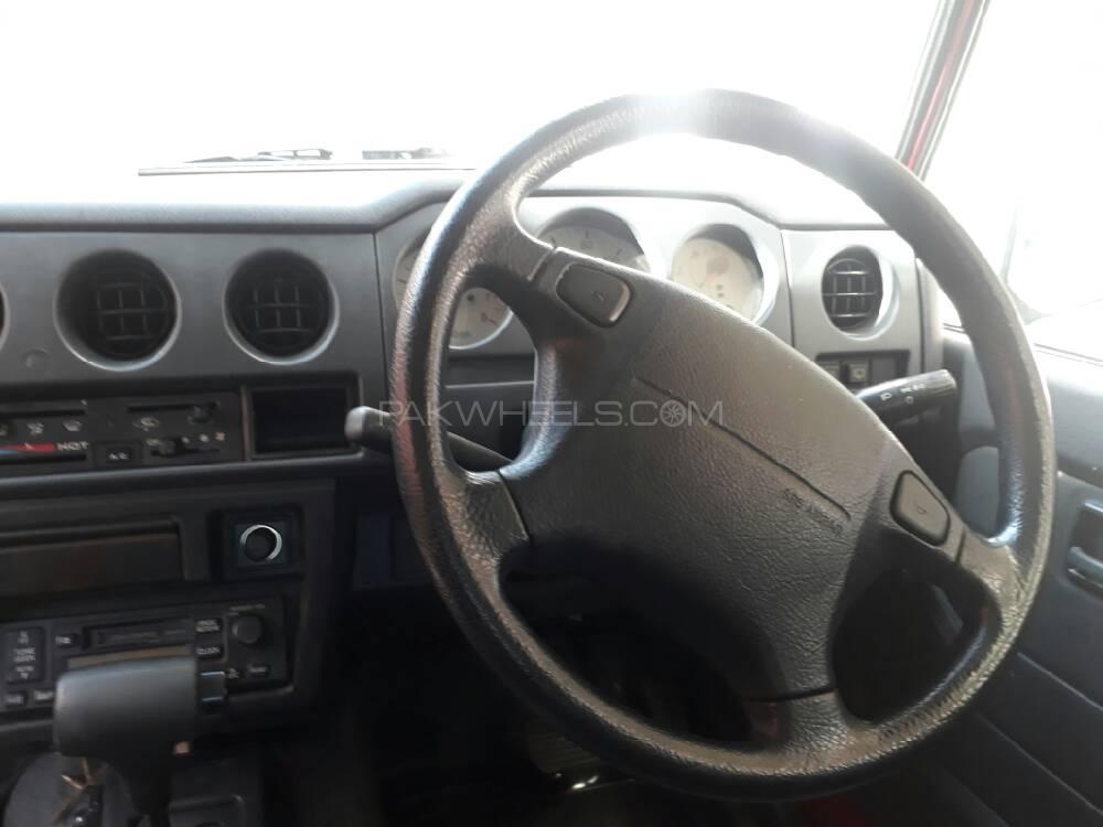 Suzuki Jimny Sierra WILD WIND 1996 Image-1
