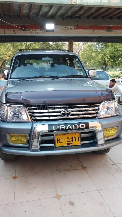 Toyota Prado TZ 3.4 1997 Image-1