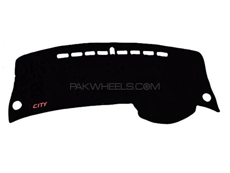 Dashboard Cover Carpet For Honda City - 2009 Image-1