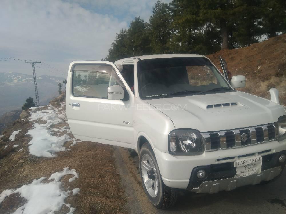 Suzuki Jimny 2012 Image-1
