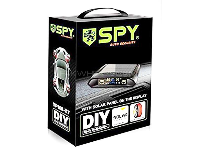 SPY Tire Auto Gauge Image-1