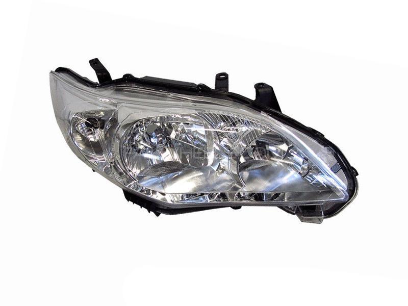 Toyota Corolla 2012-2014 LH Head Light Genuine  Image-1