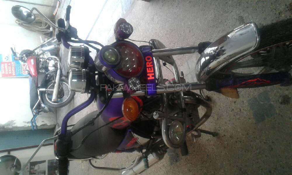 Asia Hero  125cc Self Start 2007 Image-1