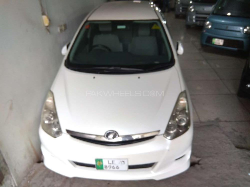 Toyota Wish 1.8 X Limited 2007 Image-1