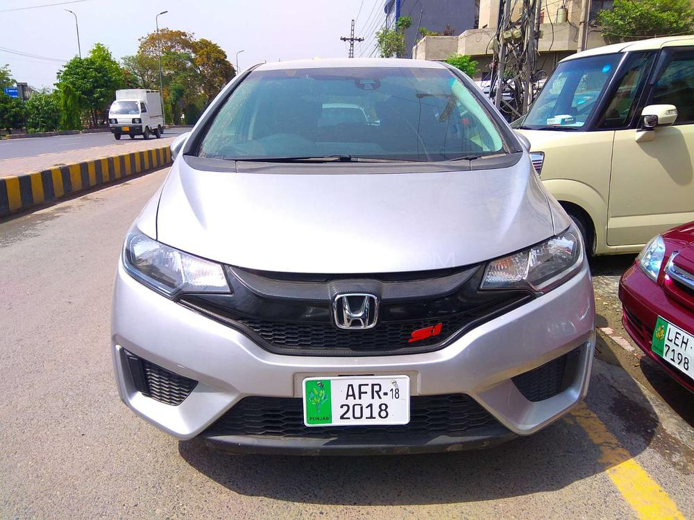 Honda Fit 1.5 Hybrid Base Grade  2014 Image-1