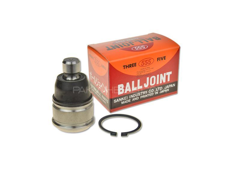 Honda City 2006-2008 IDSI Ball Joint 555 2pcs Image-1