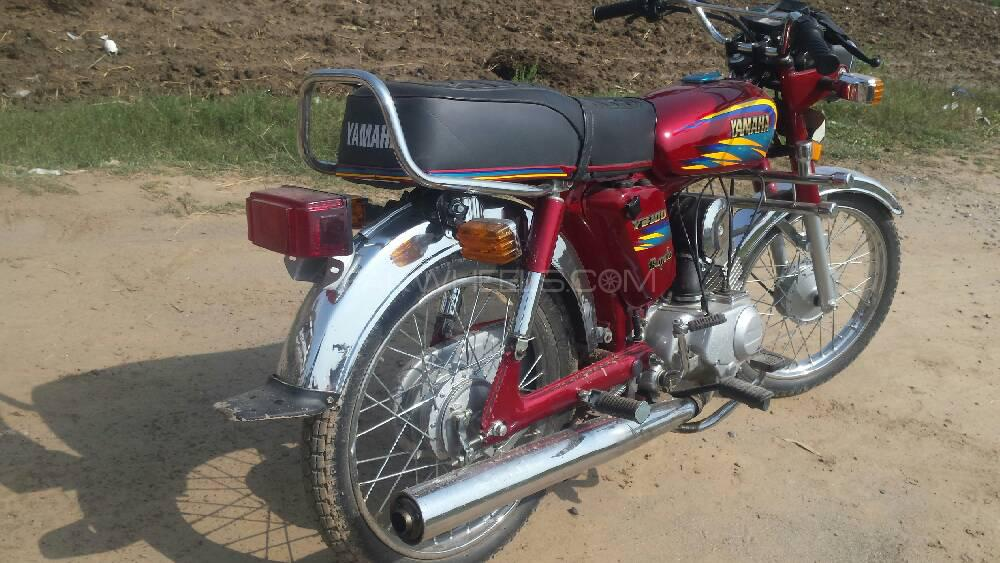 Yamaha Royale YB 100 1999 Image-1