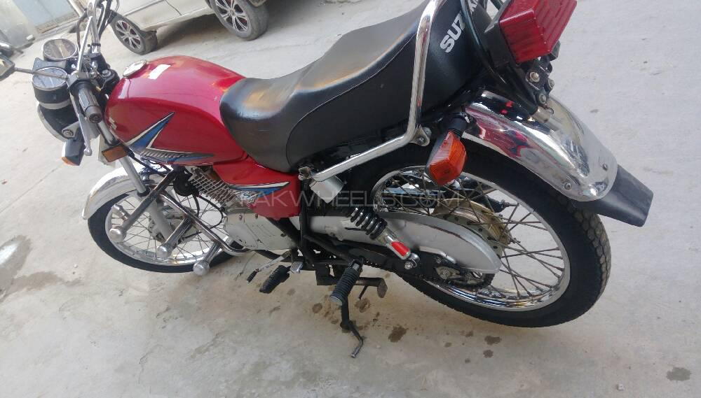 Suzuki GS 150 2013 Image-1