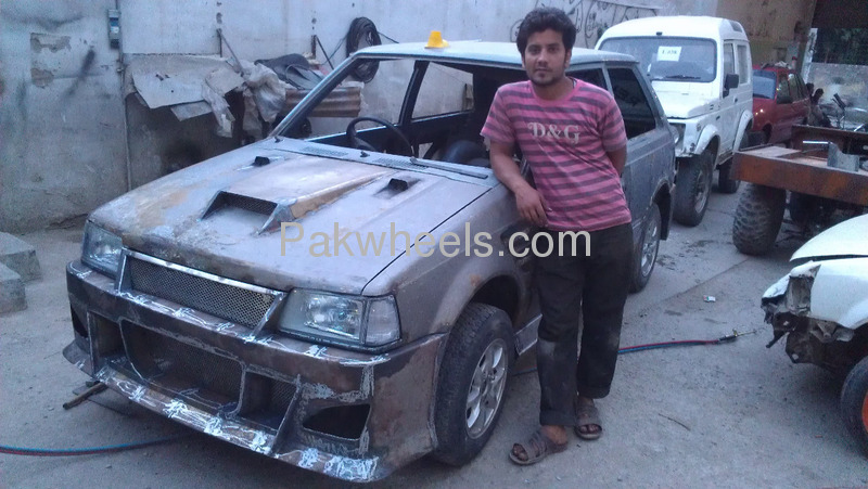 modified cars pakistan.... Image-1