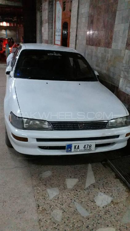 Toyota Corolla 1995 Image-1