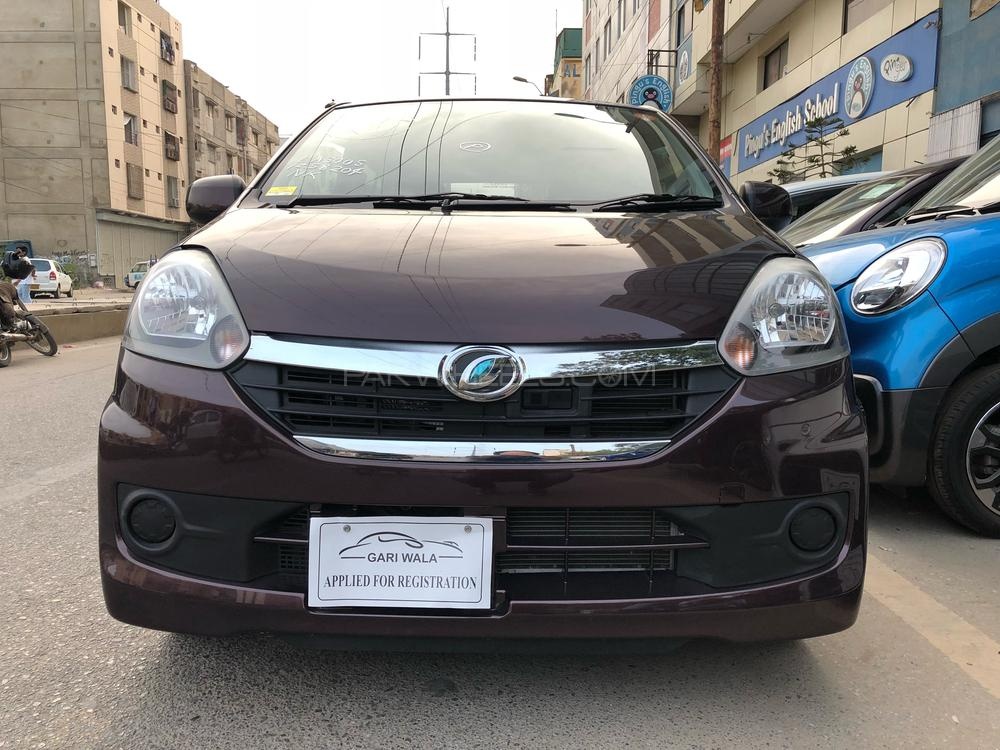 ®GARIWALA® Daihatsu Mira ES, 660C.c,  Pearl Wine/Dark Brown, Eco-Idle Stop Technology, X-Memorial Package,  ( Radar for Emergency stop signal ), Model 2014, Fresh cleared/import 2018, Original 4.5-Grade Auction Sheet ( verifiable ), Original 25,000 K.M ( Verifiable ), Original Alloy Wheels,  Original Retractable Mirrors, Chrome finish around Air-condition vents, Vehicle stability control, Traction Control, Power Steering, Power Windows,  Safety Air-Bags,  Original CD-Player( company fitted), 100 % Genuine/ Guarantee.