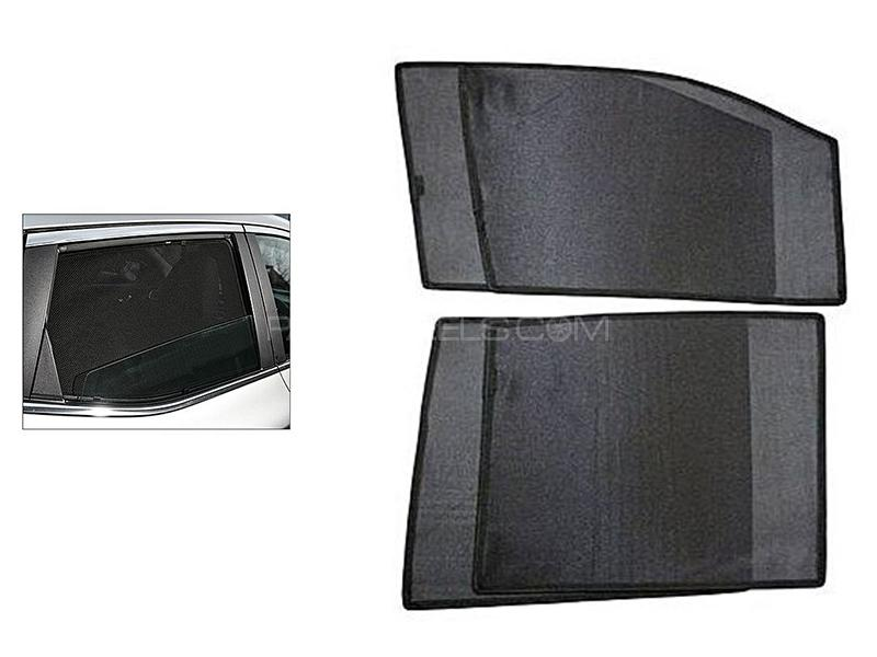 Car Sun Shades Set for Honda City 2011 Image-1