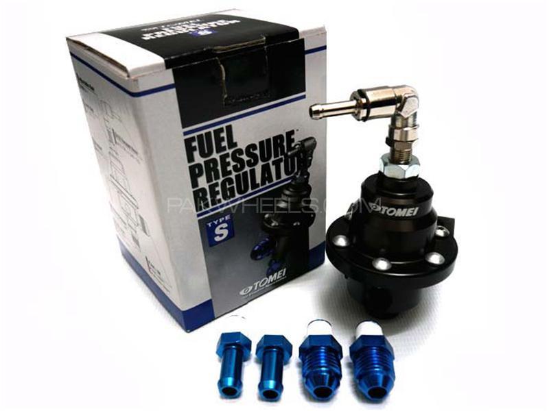 Universal Tomei Fuel Pressure Regulator Image-1