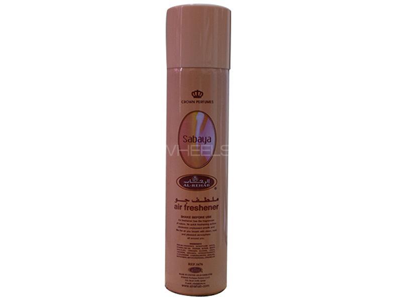 Air Freshener Al-Rehab Crown Perfumes Sabaya