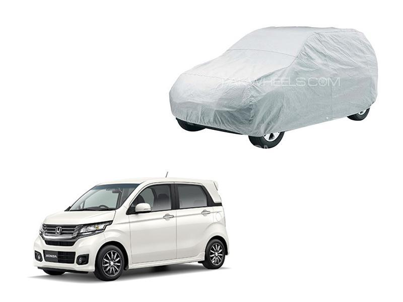 Parachute With PVC Coating Top Cover For Honda N Wagon Box in Lahore