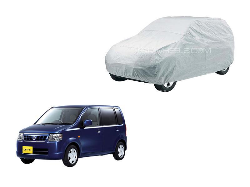 Parachute With PVC Coating Top Cover For Nissan Otti in Lahore