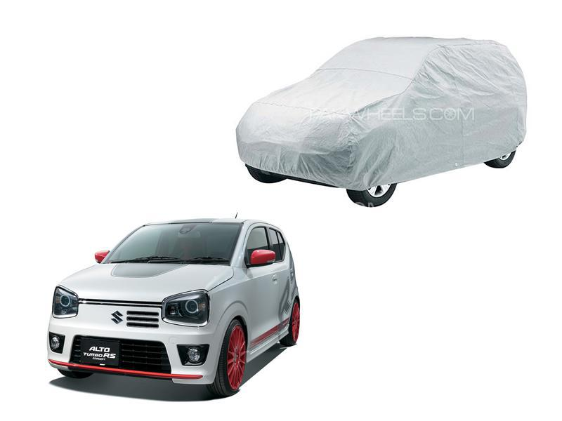 Parachute With PVC Coating Top Cover For Suzuki Alto Japan in Lahore