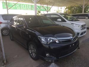 Used Toyota Corolla Fielder Hybrid G  WB  2014