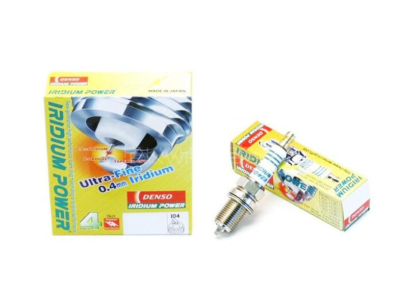 Denso Iridium Spark Plug Vkh20 1pc Image-1