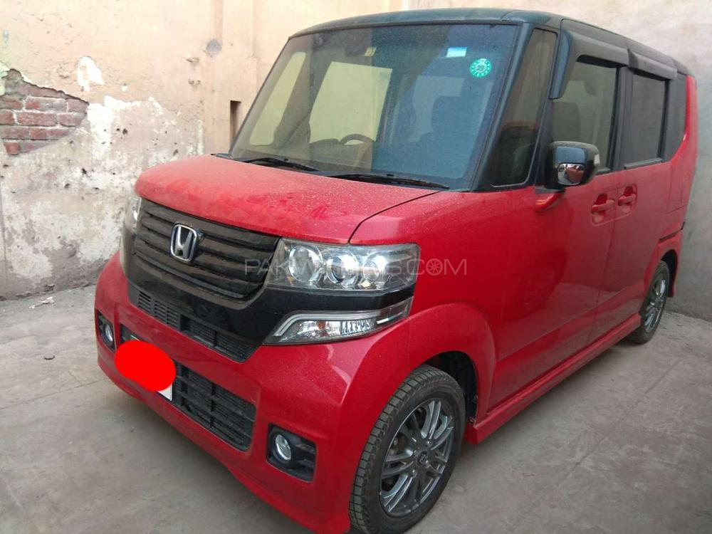 Honda N Box Custom G 2014 Image-1