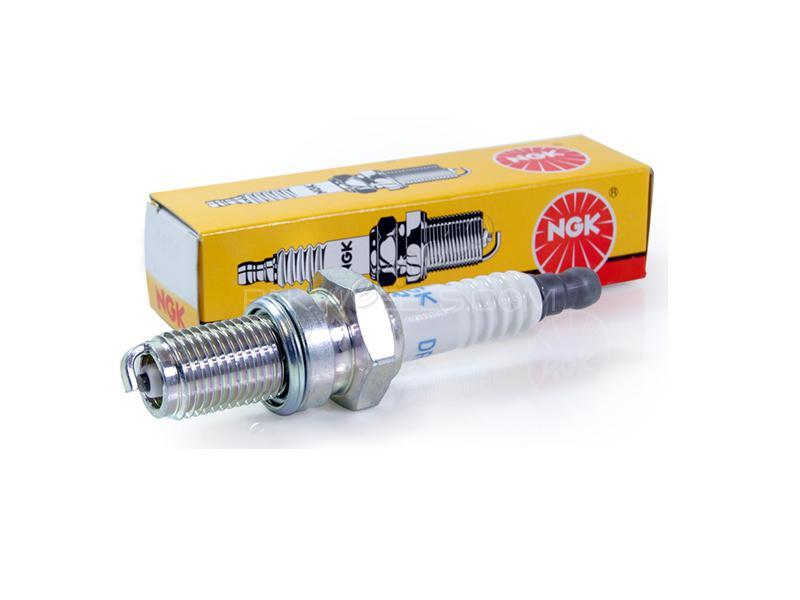 NGK Standard Spark Plug For 125 Deluxe DP8EA9 Image-1