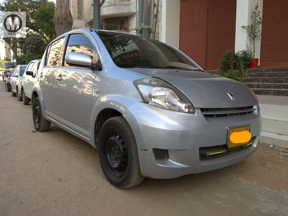 Toyota Passo X 2009 Image-1