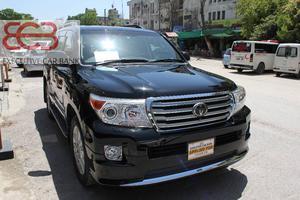 Used Toyota Land Cruiser ZX 2013