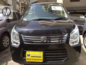 Used Suzuki Wagon R FX 2014