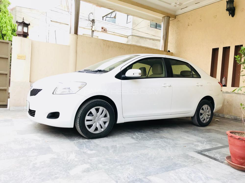Toyota Belta X S Package 1.0 2009 Image-1