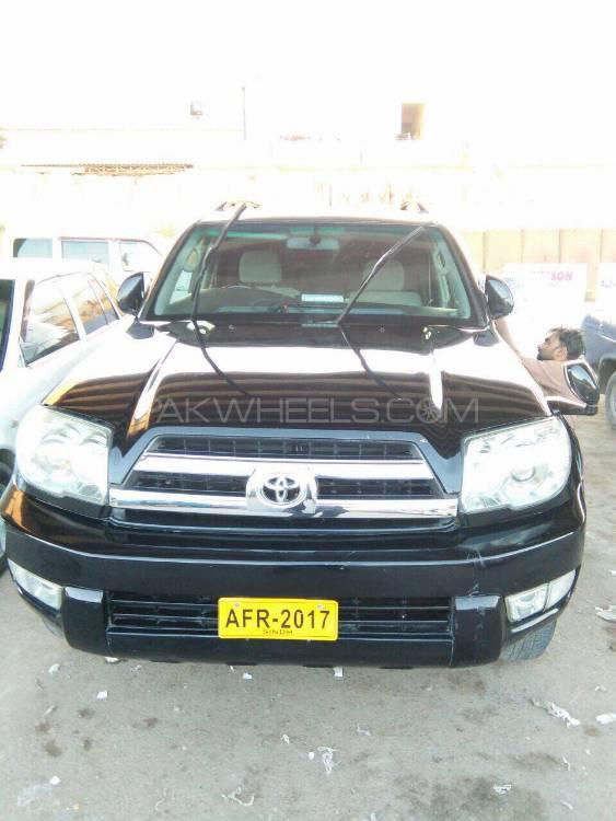 Toyota Surf SSR-X 2.7 2004 Image-1