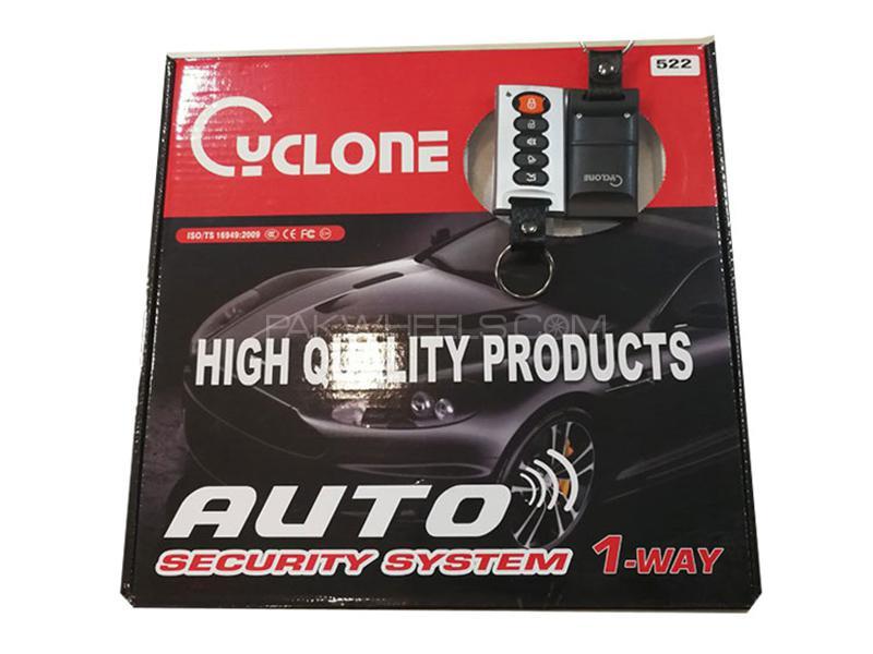 Cyclone Auto Security Alarm System - Code 522 in Karachi