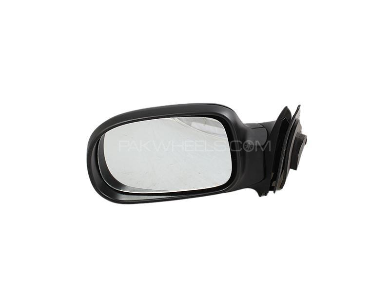 Suzuki Wagon R Genuine Plain Side Mirror LH Image-1
