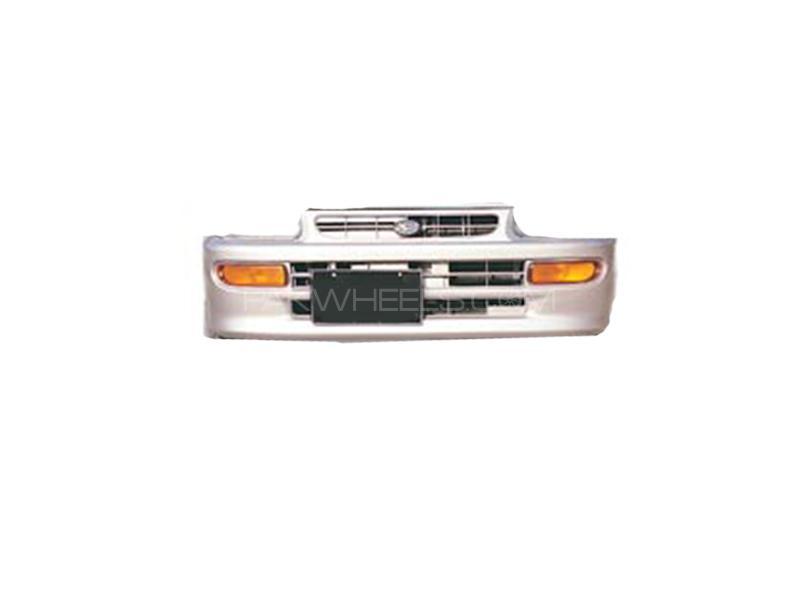 Daihatsu Cuore Front Bumper Genuine Image-1